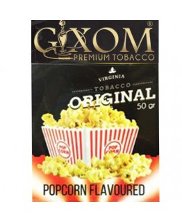 Табак GIXOM Popcorn 50 гр