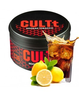 Табак CULTt C36 Cola Lemon 100 гр
