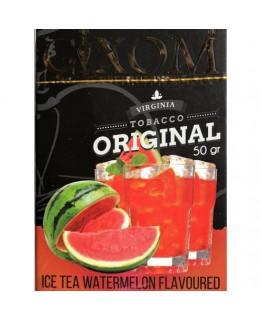 Табак GIXOM Ice Tea Watermelon 50 гр