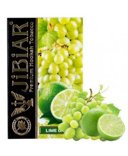 Табак Jibiar Lime Grape 50 гр