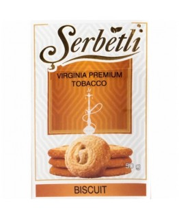 Табак SERBETLI Biscuit 50gr