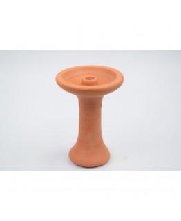 Чаша с красной глины фанел 6,5х10х1,5см
