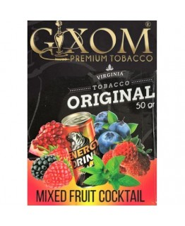 Табак GIXOM Mix Fruit Cocktail 50 гр