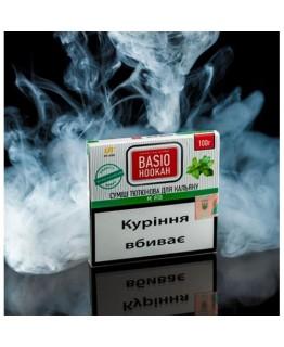 Табак акциз Basio Мята 100 гр