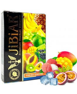 Табак Jibiar Fresh Exotic 50 гр