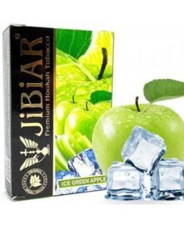 Табак Jibiar Ice green apple 50 гр