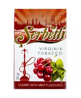 Табак SERBETLI Cherry Mint 50gr