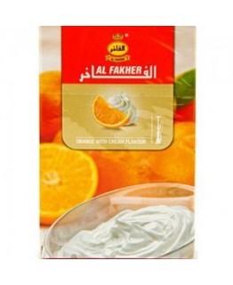 Табак AL FAKHER Orange Cream 50 гр