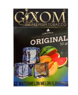 Табак GIXOM Ice Watermelon Melon 50 гр