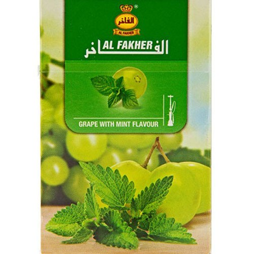 табак Акциз Al Fakher Grape with mint