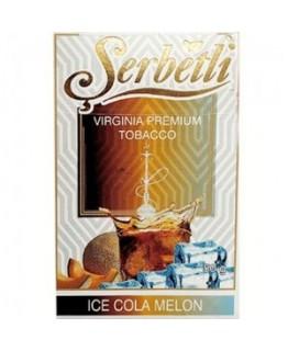 Табак SERBETLI Ice Сola-Melon 50gr