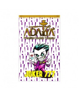 Табак ADALYA Joker 777 50 g