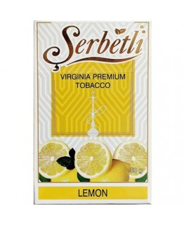 Табак SERBETLI Lemon 50gr