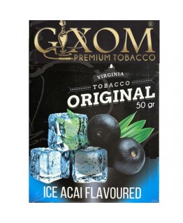 Табак GIXOM Ice Acai 50 гр