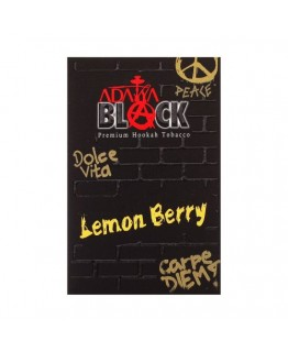 Табак ADALYA BLACK Lemon Berry 50 гр