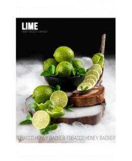 Табак Honey Badger Lime, Wild 40 гр