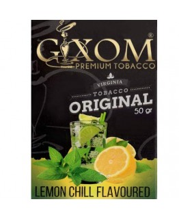 Табак GIXOM Lemon Chill 50 гр