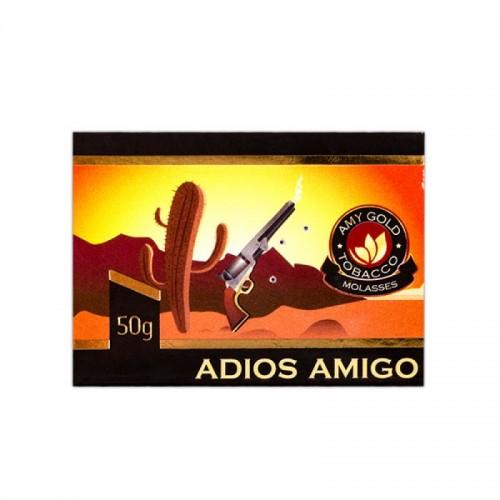 Табак AMY Gold Adios Amigo 50 гр