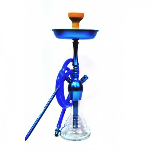 Кальян Kaya ELOX 480 Clear Jewel Konik Blue 2S