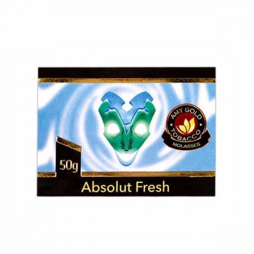 Табак AMY Gold Absolut Fresh 50 гр