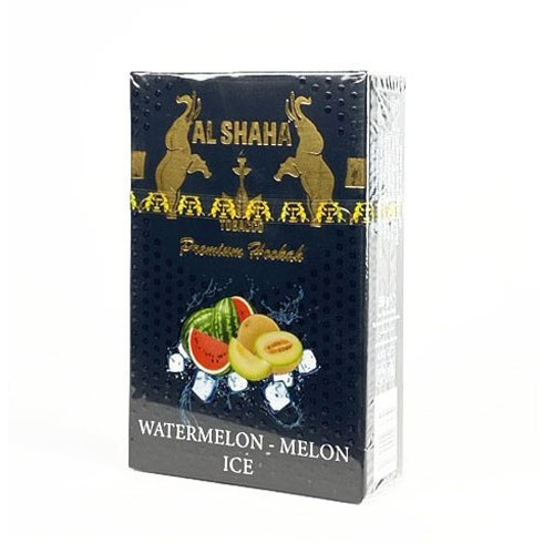 Табак AL SHAHA Watermelon Melon Ice 50 гр