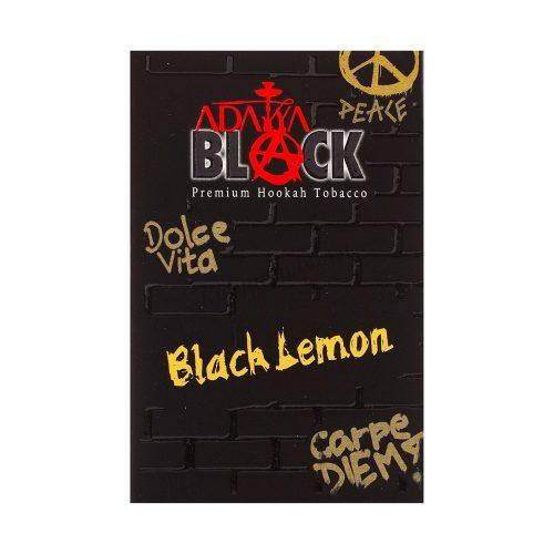 Табак ADALYA BLACK Black Lemon 50 гр