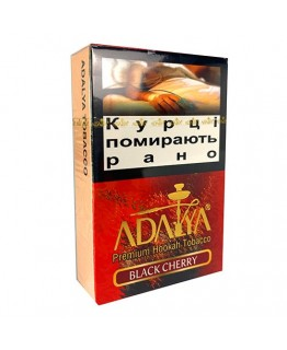 Табак акциз ADALYA Black Cherry 50 g