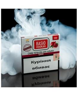Табак акциз Basio Гранат 100 гр