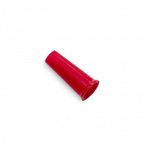 Мундштук одноразовый обычный, цветной, 3,2см, 100шт