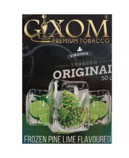 Табак GIXOM Frozen Pine Lime 50 гр
