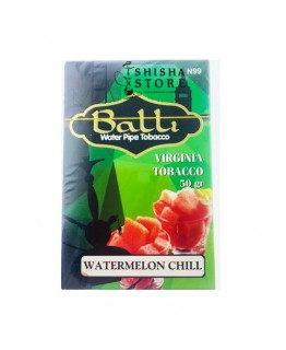 Табак BALLI Watermelon Chill 50 gr