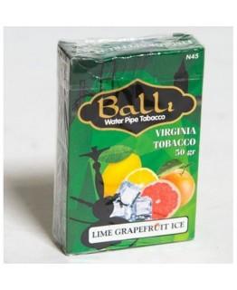Табак BALLI Lime Grapefruit Ice 50 gr