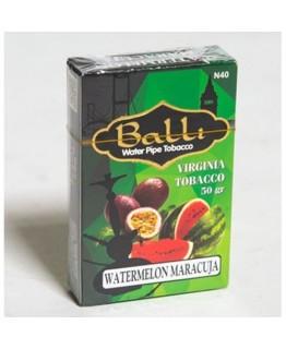 Табак BALLI Watermelon Maracuja 50 gr