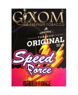 Табак GIXOM speed force 50 гр