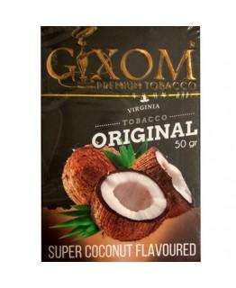 Табак GIXOM Super Coconut 50 гр