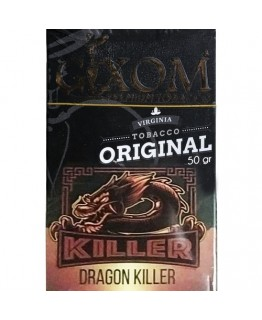 Табак GIXOM Dragon Killer 50 гр