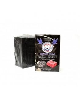 Уголь кокосовый Coco Yahya Elegance 2.5*2.5, 1кг