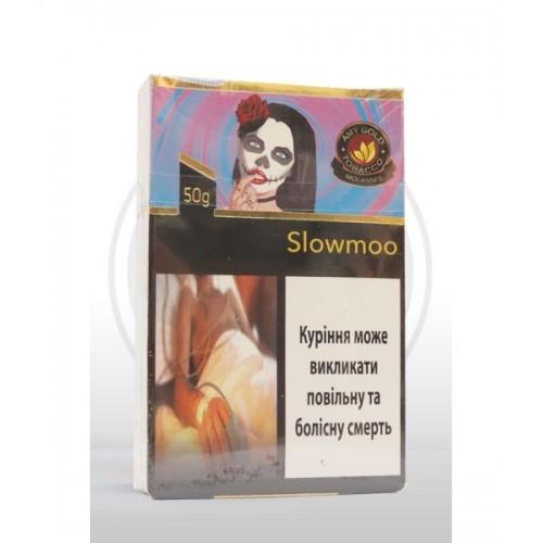 Табак AMY Gold Slowmoo 50 гр