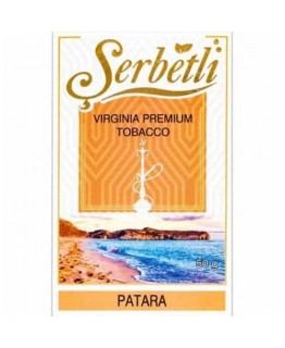 Табак SERBETLI Patara 50gr
