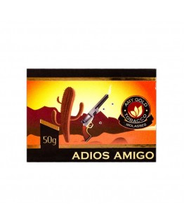 Табак AMY Gold Adios Amigo 50 гр