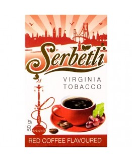 Табак SERBETLI Red Coffe 50gr