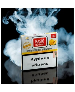 Табак акциз Basio Дыня 100 гр