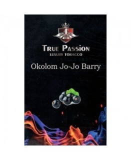 Табак Акциз TRUE PASSION Okolom Jo Jo Barry 50 гр