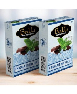 Табак BALLI Chocolate Mint Chill 50 gr