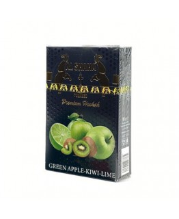 Табак AL SHAHA Green Apple Kiwi Lime 50 гр