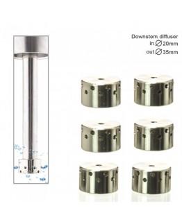 Диффузор DUD ?:20mm с отверстием