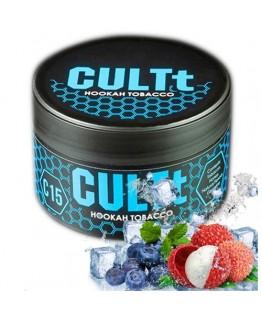 Табак CULTt C15 Blueberrie Lychee Ice 100 гр