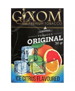 Табак GIXOM Ice Citrus 50 гр