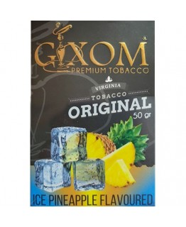 Табак GIXOM Ice Pineapple 50 гр