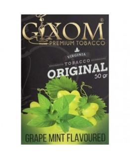 Табак GIXOM Grape Mint 50 гр